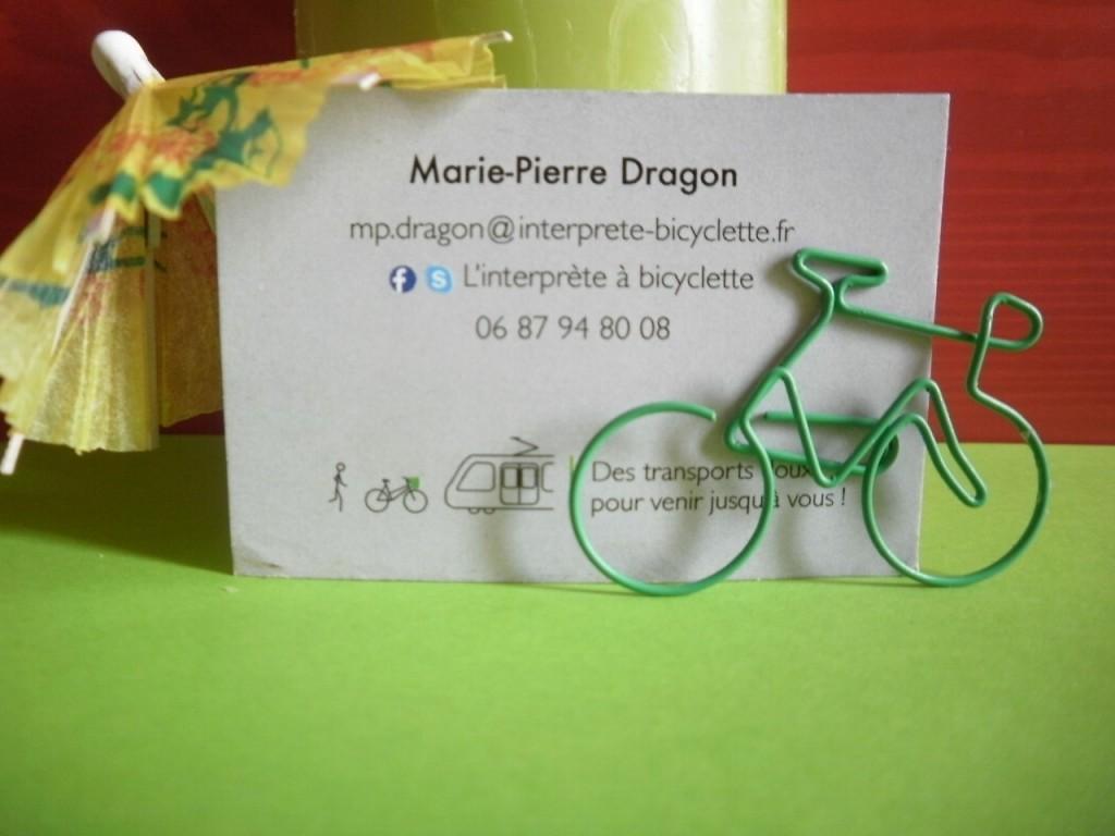 Marie Pierre Dragon été 2016
