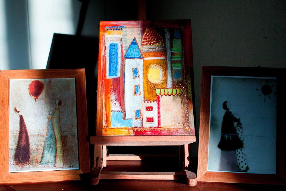 Galerie : Nicole Sitruk Illustrations