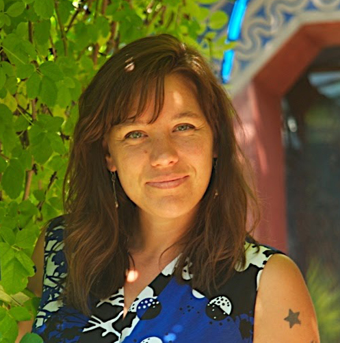 Julie Toujan, créatrice textile & art-thérapeute