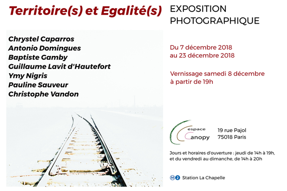 Exposition photographique // Baptiste Gamby