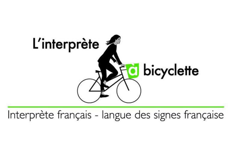 logo interprete a bicyclette copie