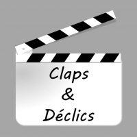logo clap & déclic Réalisation vidéo et captation d'images aériennes
